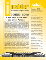Summer 2009 Insider Newsletter