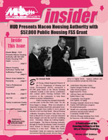 Winter/Spring 2007 Insider Newsletter